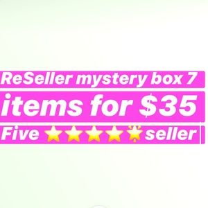 ⭐️⭐️Reseller mystery box. Include seven items